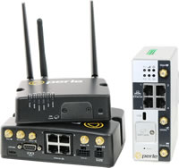IRG5000 Imdustrial LTE Routers